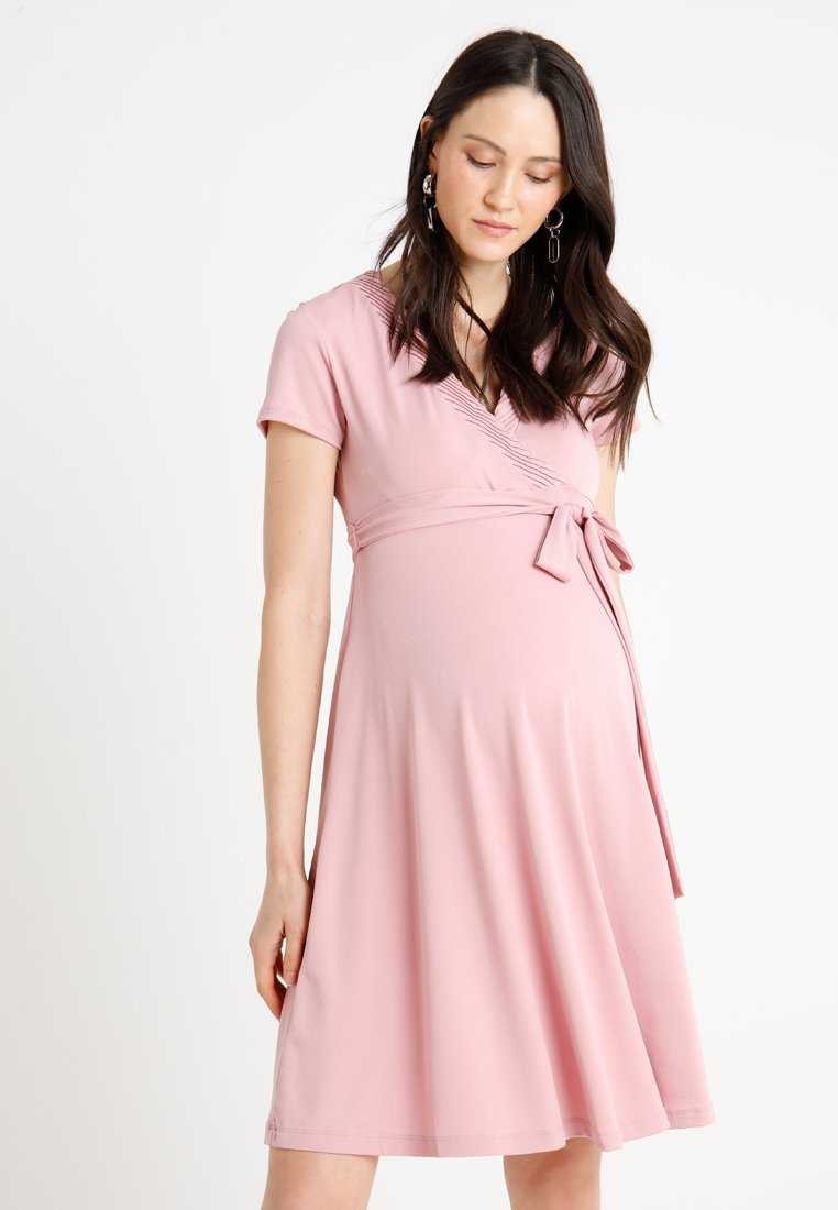 Anna Field MAMA - Jersey dress - zephyr