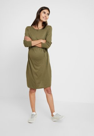 Vestido ligero - burnt olive