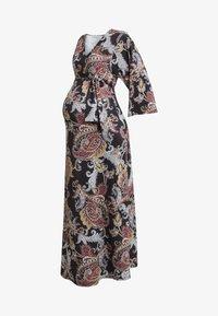 Anna Field MAMA - Maxi šaty - multicolor - 5