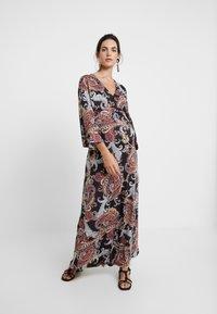 Anna Field MAMA - Maxi šaty - multicolor - 0