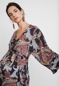 Anna Field MAMA - Maxi šaty - multicolor - 4