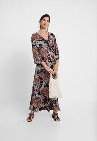 Anna Field MAMA - Maxi šaty - multicolor - 2