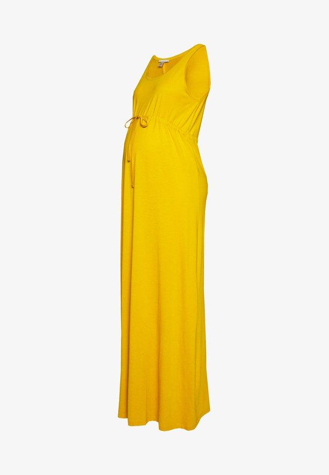Maxi-jurk - golden yellow