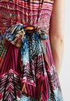Anna Field MAMA - Maxi dress -  pink/blue