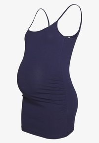 Anna Field MAMA - 3 PACK - Toppe - dark blue/black - 1