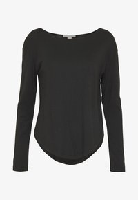Anna Field MAMA - Long sleeved top - black - 3