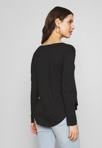 Anna Field MAMA - Long sleeved top - black - 2