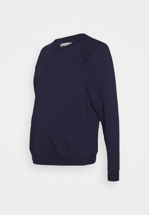 Sweater - maritime blue