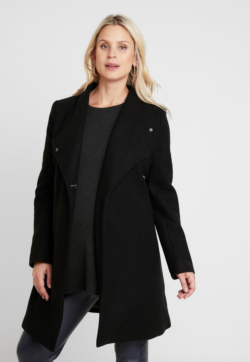 Anna Field MAMA - Classic coat - black