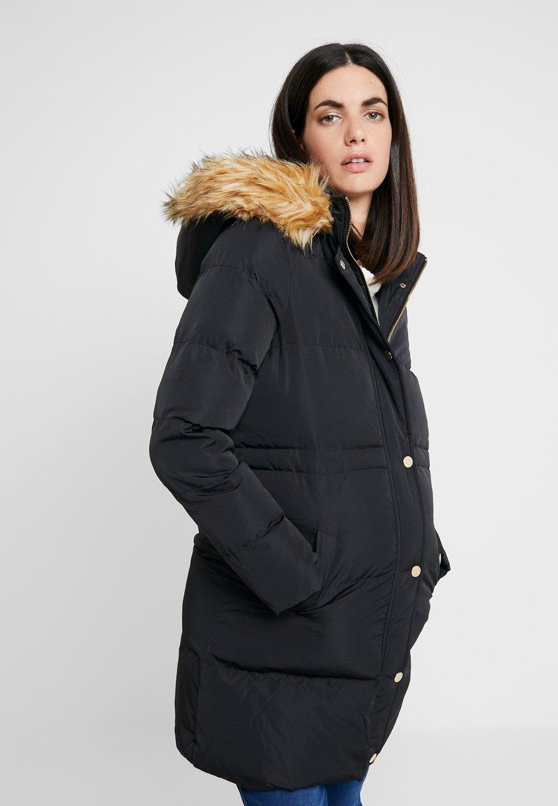 Anna Field MAMA - Abrigo de invierno - black