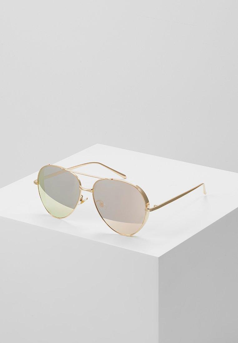 Rose Eyewear Echo De Exo Gold SunglassesLunettes coloured Soleil VqzUpSM