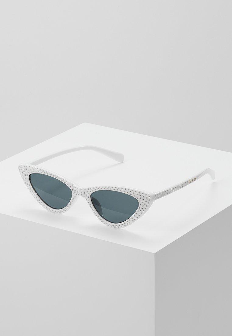 Exo Eyewear - RAJI SUNGLASSES - Gafas de sol - white/black