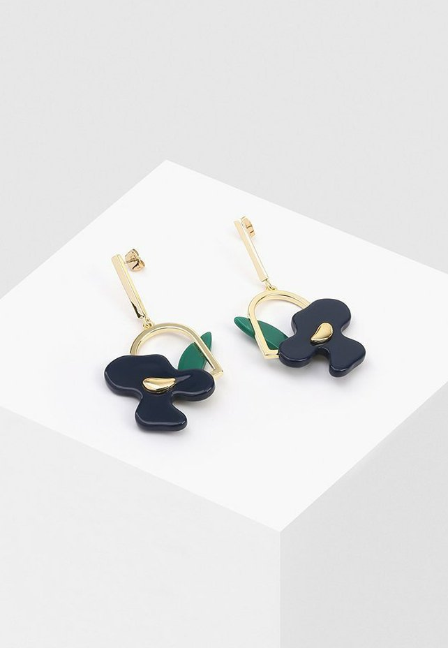 Exclaim - Earrings - gold-coloured