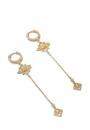 Earrings - gold (14k gold plating)