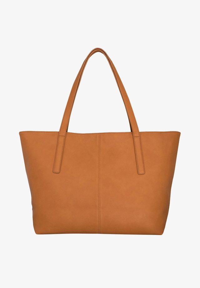 MANON - Shopping Bag - brown