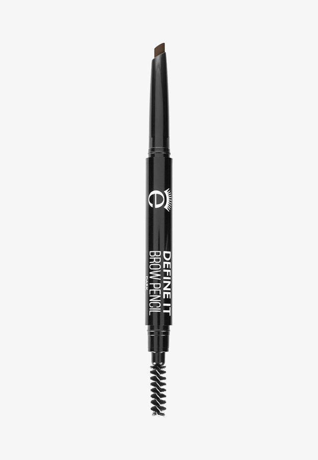 DEFINE IT BROW PENCIL - Eyebrow pencil - dark