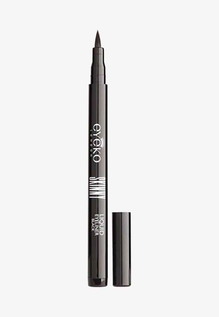 Eyeko - SKINNY LIQUID EYELINER BLACK 0,8ML - Eyeliner - 0
