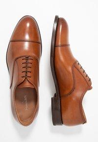 Franceschetti - DOPPIO - Business sko - new box marrone - 1