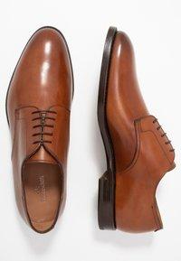 Franceschetti - Smart lace-ups - new box marrone - 1