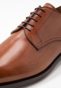 Franceschetti - Smart lace-ups - new box marrone - 6