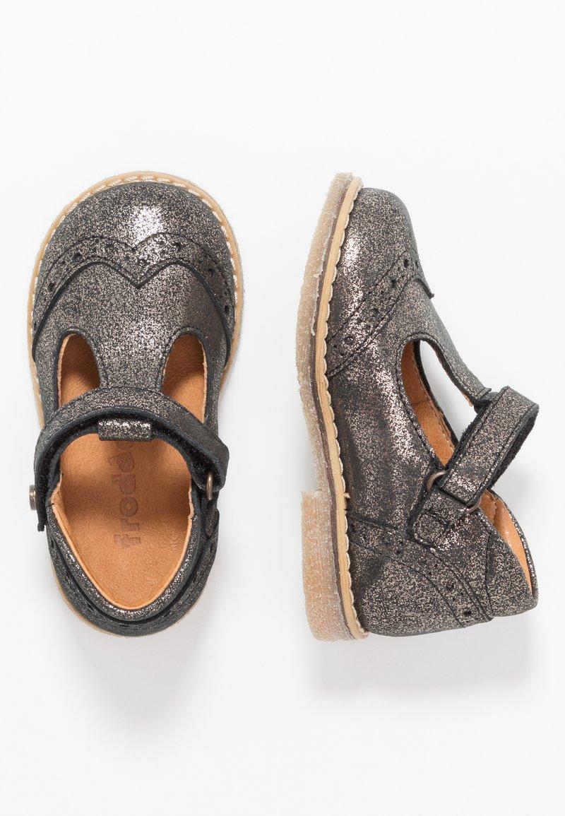 Froddo - Lær-at-gå-sko - bronze