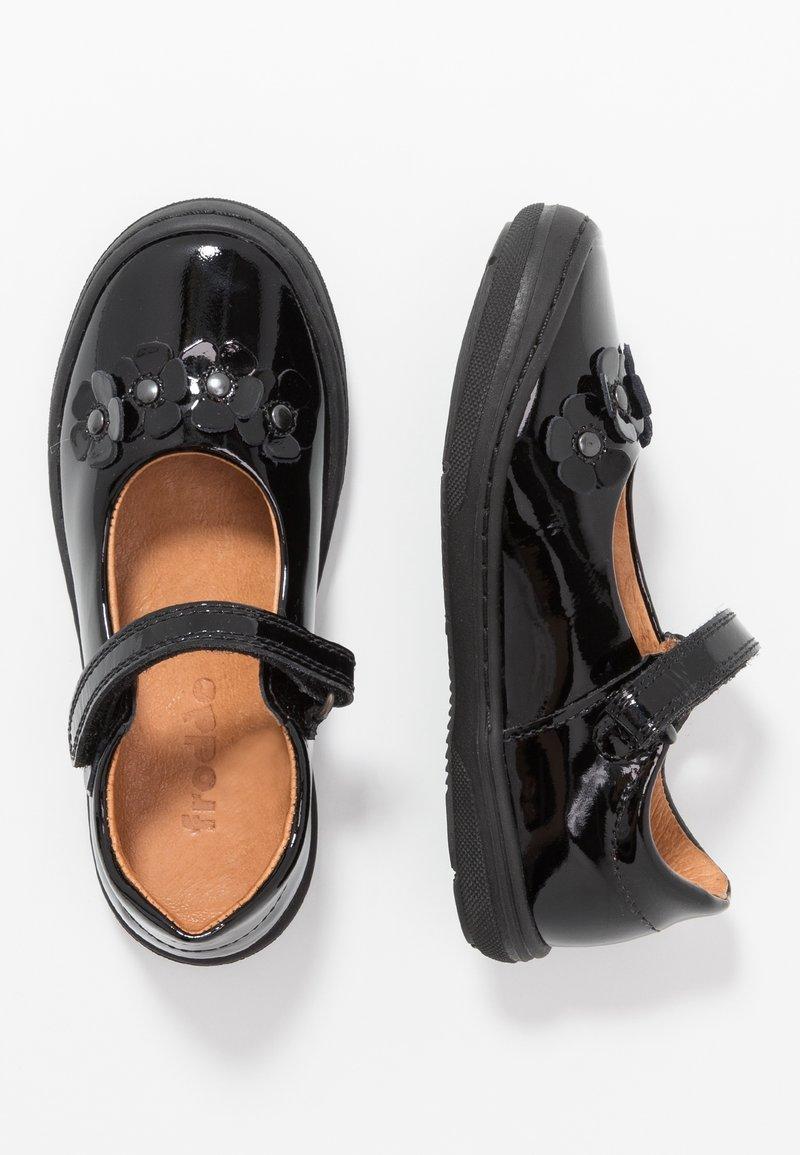 Froddo - Klassischer  Ballerina - black