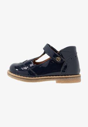 COPER T-BAR MEDIUM FIT - Zapatos de bebé - blue