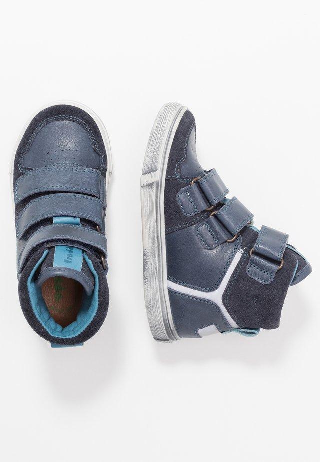 Sneaker high - denim