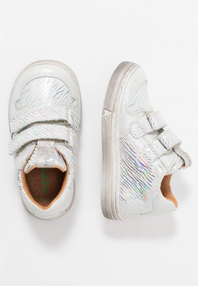 Froddo - DOLBY MEDIUM FIT - Baby shoes - white
