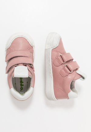 ROSARIO SPORT MEDIUM FIT - Touch-strap shoes - pink