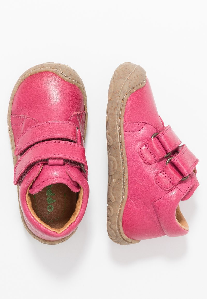 Froddo - SLIM FIT - Baby shoes - fuxia