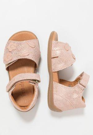 Dětské boty - nude