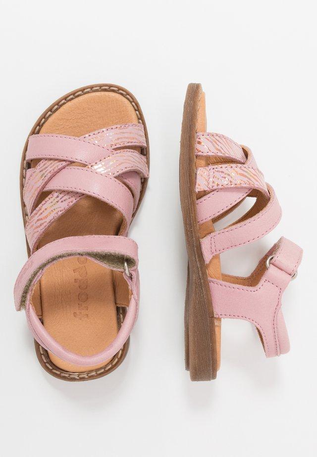 LORE STRAPS MEDIUM FIT - Sandali - pink