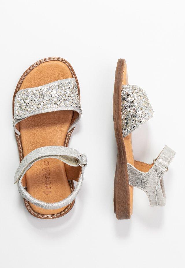LORE SPARKLE MEDIUM FIT - Sandals - silver