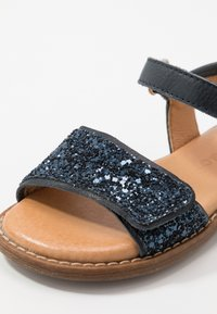Froddo - LORE SPARKLE MEDIUM FIT - Sandaler - dark blue - 2