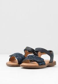 Froddo - LORE SPARKLE MEDIUM FIT - Sandaler - dark blue - 3
