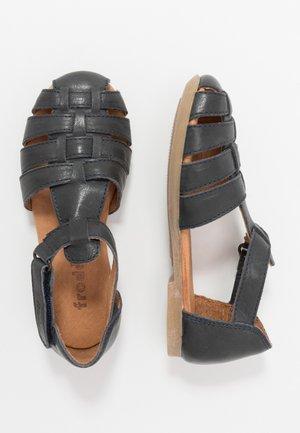 FIONAS NARROW FIT - Sandals - dark blue