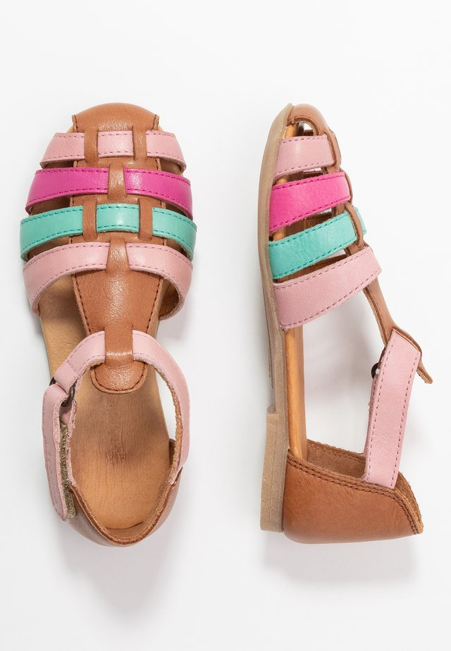 FIONAS NARROW FIT - Sandals - multicolor