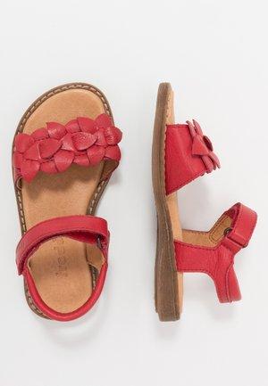 LORE FLOWERS MEDIUM FIT - Sandales - red