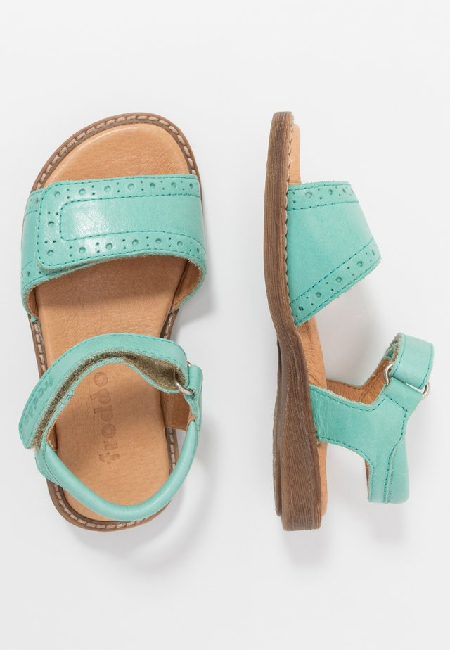 LORE CLASSIC MEDIUM FIT - Sandals - mint