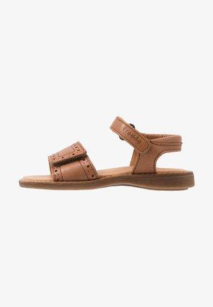 LORE CLASSIC MEDIUM FIT - Sandalias - brown