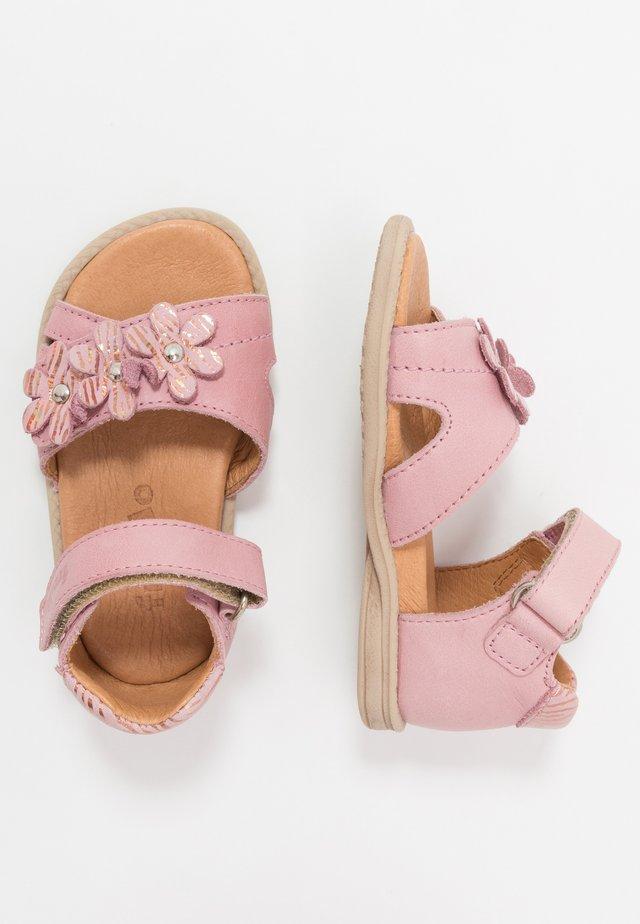 CARLINA MEDIUM FIT - Zapatos de bebé - pink