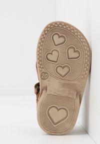 Froddo - CARLINA MEDIUM FIT - Dětské boty - brown - 5