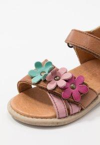 Froddo - CARLINA MEDIUM FIT - Dětské boty - brown - 2