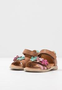 Froddo - CARLINA MEDIUM FIT - Dětské boty - brown - 3