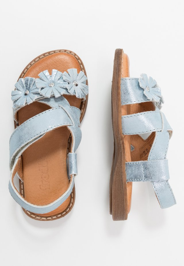 LORE MEDIUM FIT - Sandals - light blue