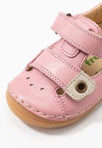 Froddo - PAIX DOUBLE WIDE FIT - Zapatos de bebé - pink - 2