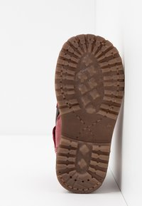 Froddo - Šněrovací kotníkové boty - bordeaux - 5