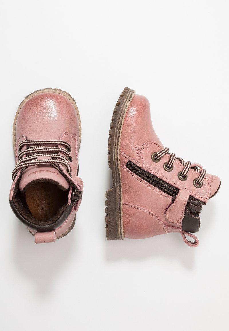 Froddo - Snörstövletter - pink