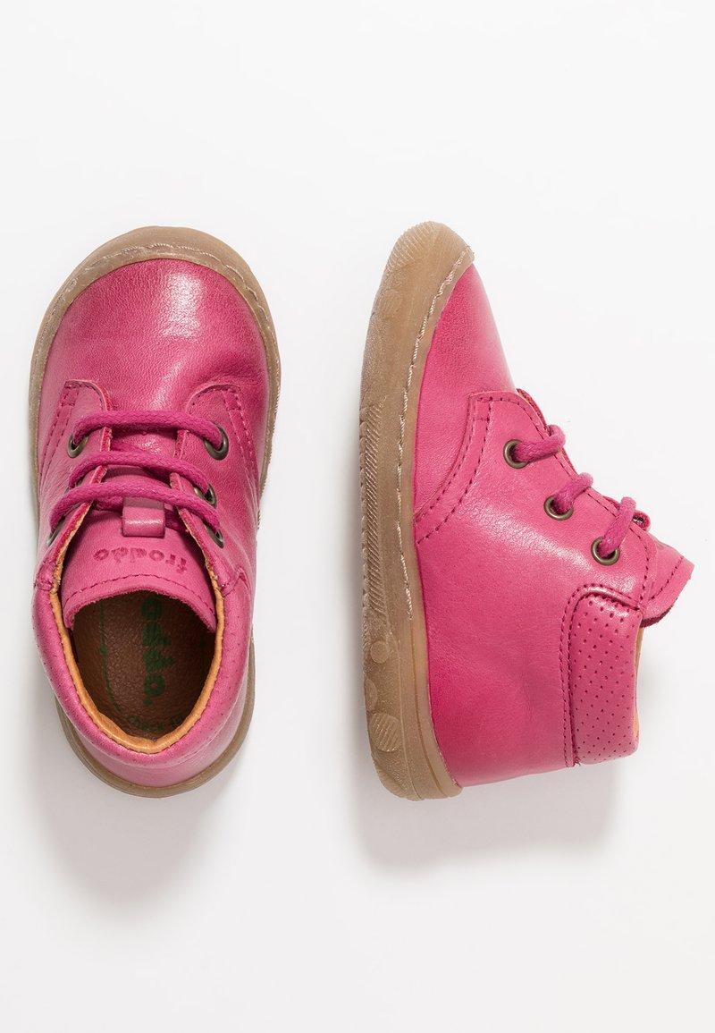 Froddo - Zapatos de bebé - fuxia
